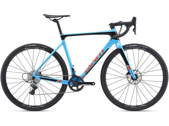 Giant TCX Advanced Pro 2, olympic blue/solid black/orange